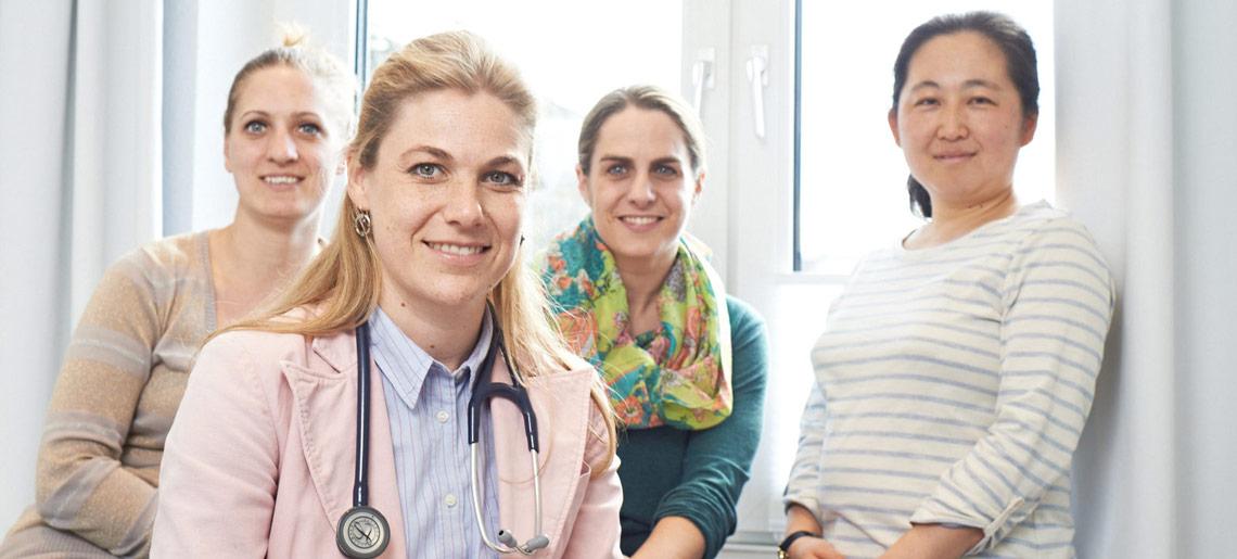 Kinderarzt Oberkassel